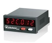 Kübler Codix 52C, 2-fold pulse counter, LED display, scaler