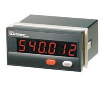 Kübler Codix 540, puls teller, LED display