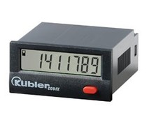Kübler Codix 143 LCD service urenteller