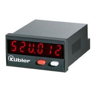 Kübler Codix 52U LED multifunction counter