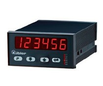 Kübler 574 dual counter high frequency LED display