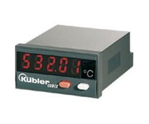 Kübler Codix 532 temperature display for J, K and N thermocouples.