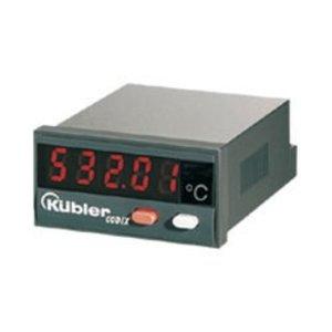 Kübler Codix 532 temperature display