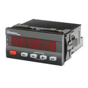 Kübler Codix 564 display for temperature and mV sensors
