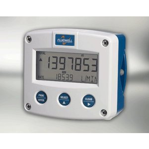 Fluidwell F110 Flow Indicator& Totaliser