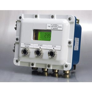 Fluidwell F127 verbruik flowcomputer voor vloeistoffen