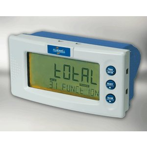 Fluidwell D014 Flow Indicator& Totaliser with pulse output