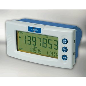Fluidwell D016 Flow Indicator& Totaliser with linearisation& pulse output