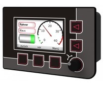 Graf-Syteco MCQ3000 Automotive HMI + PLC