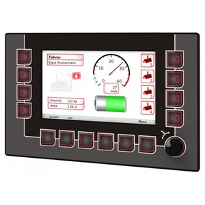 Graf-Syteco MCQ4100 Automotive HMI + PLC