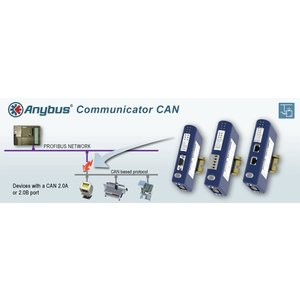 Anybus Communicator CANbus