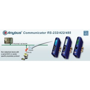 Anybus Communicator RS-232 / 422 / 485