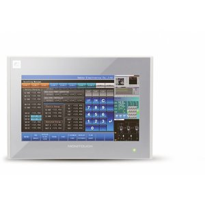 Hakko V9100 intelligent touchscreen HMI for PLC and Frequency converters