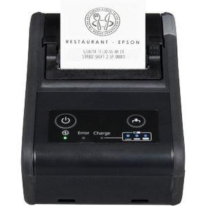 Epson TM P60II wireless, portable thermal printer