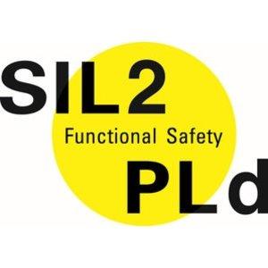 Kübler Incremental SIL2/PLd optic, Sendix SIL 5814 FS2