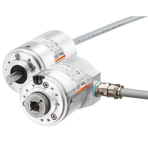 Kübler Sendix 7173, absolute single-turn, ATEX optical, SSI, BiSS, mining