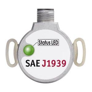 Kübler Compact magnetic, Sendix M3678 SAE J1939