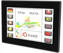 Graf-Syteco D1520 automotive HMI + PLC