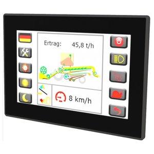 Graf-Syteco D1520 automotive HMI + PLC
