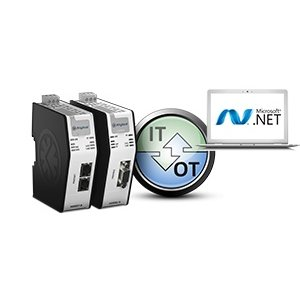 Anybus .NET IIoT Gateway