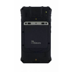 Winmate 5 inch Rugged handheld PDA E500RM8-4EBM - 1D/2D Barcodescanner