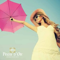 Peau d'Or The Original Black indoor tanning lotion