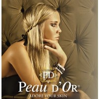 Peau d'Or Pearl Noir™ indoor tanning lotion