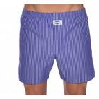 D.E.A.L. boxers Blauw met witte streep