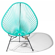 Fauteuil Acapulco turquoise