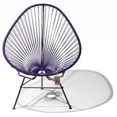 Acapulco chair purple