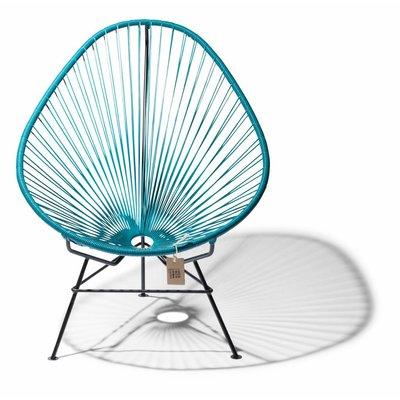 fauteuil acapulco en couleur bleu p trole le fauteuil acapulco authentique. Black Bedroom Furniture Sets. Home Design Ideas