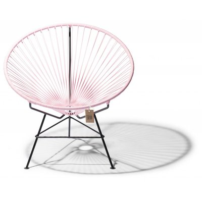 Condesa stoel pastel roze, handgemaakt