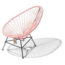 Acapulco chair baby pink salmon