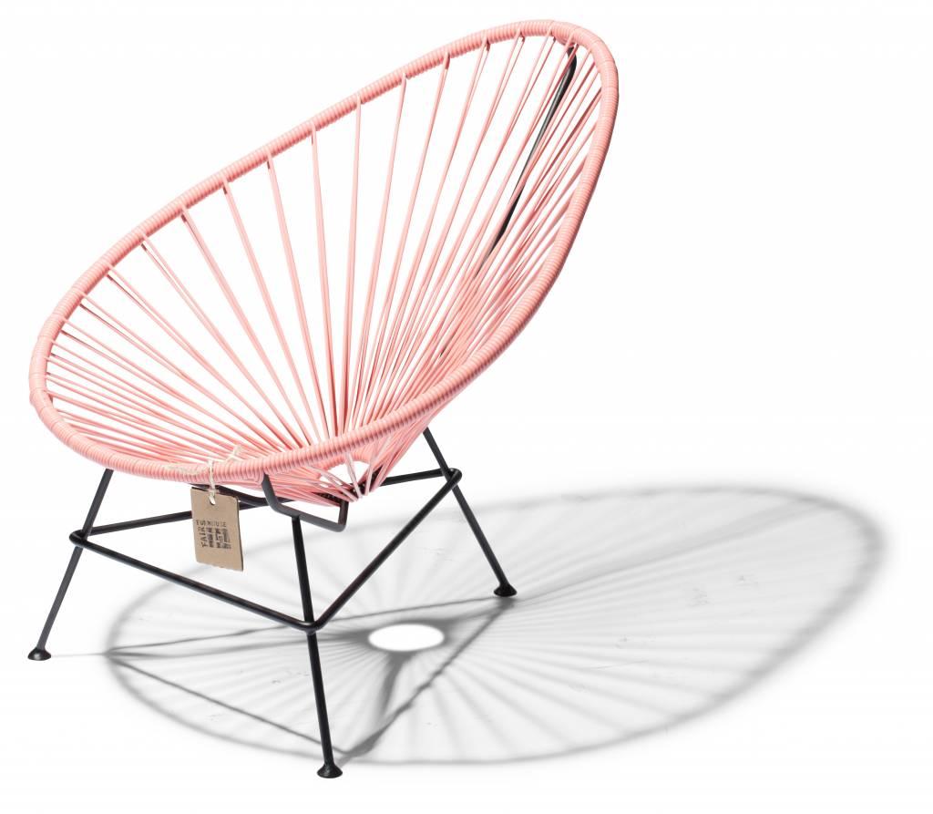 fauteuil acapulco enfant b b rose saumon le fauteuil acapulco authentique. Black Bedroom Furniture Sets. Home Design Ideas