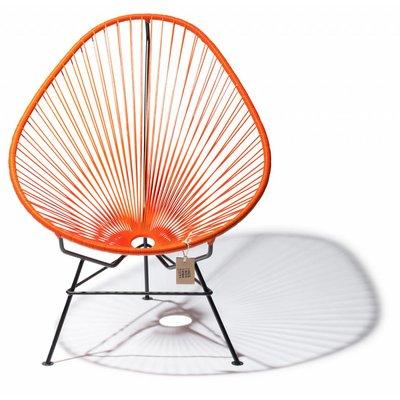 Handmade Acapulco chair orange