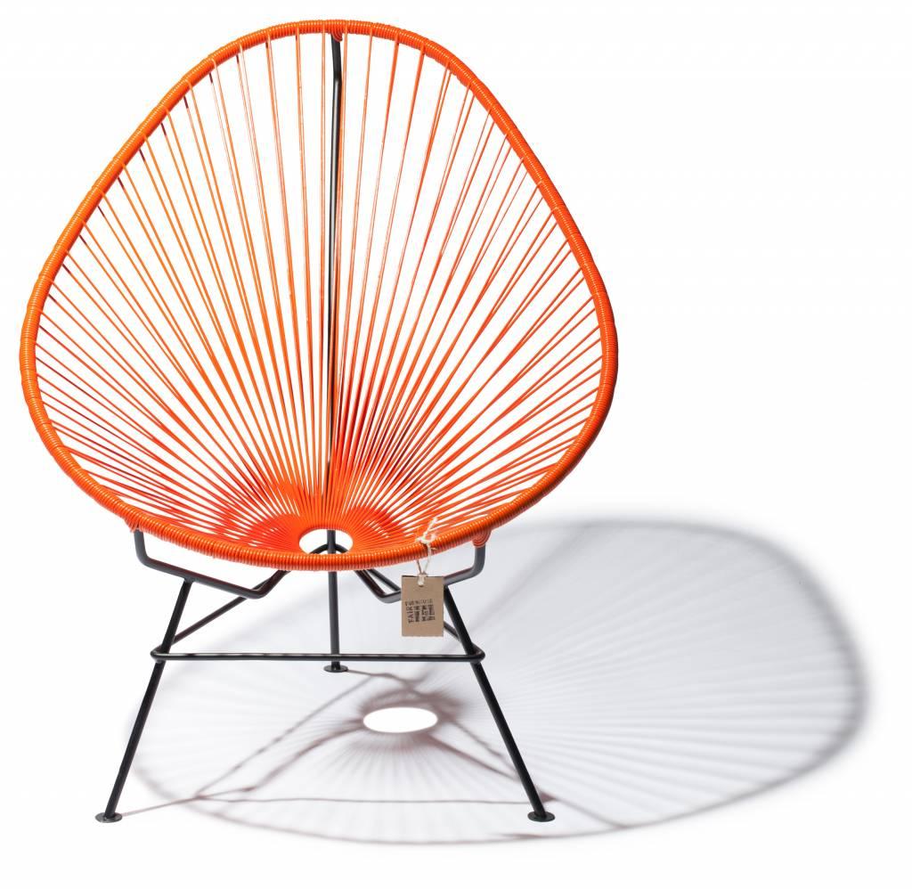 acapulco stuhl leuchtend orange 100 handgefertigt in mexiko acapulco st hle. Black Bedroom Furniture Sets. Home Design Ideas