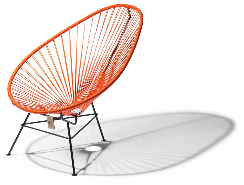 fauteuil acapulco orange le fauteuil acapulco authentique. Black Bedroom Furniture Sets. Home Design Ideas