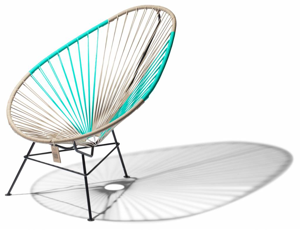 amazing duo colored acapulco chair directly imported from me