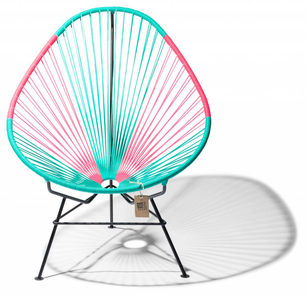 acapulco chair turquoise mexican pink the original acapulco chair. Black Bedroom Furniture Sets. Home Design Ideas