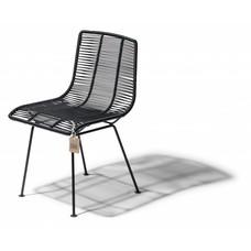 Rosarito chair black