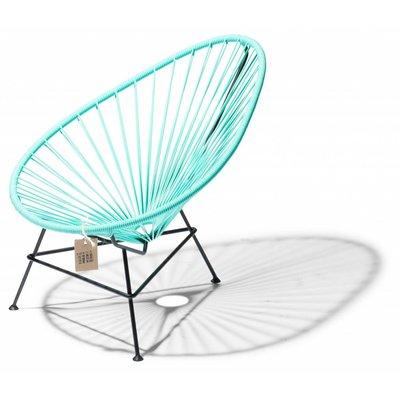 Acapulco kids chair, aqua/turquoise light