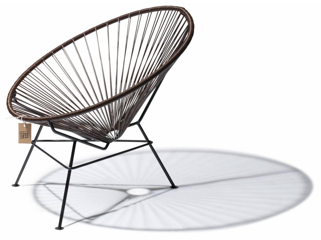 fauteuil condesa chocolat le fauteuil acapulco authentique. Black Bedroom Furniture Sets. Home Design Ideas