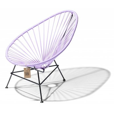 Acapulco chair baby lilac