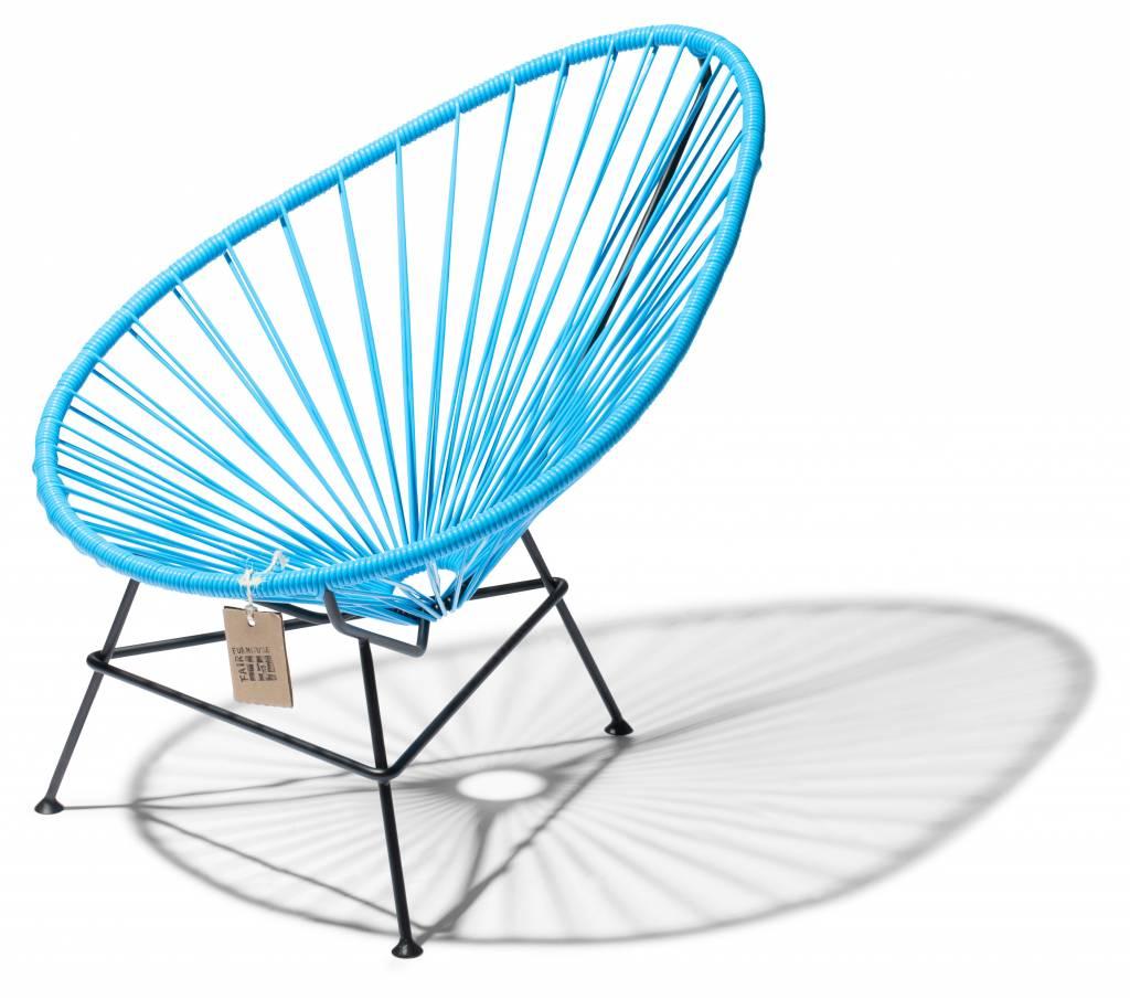 fauteuil acapulco enfant b b bleu le fauteuil acapulco authentique. Black Bedroom Furniture Sets. Home Design Ideas