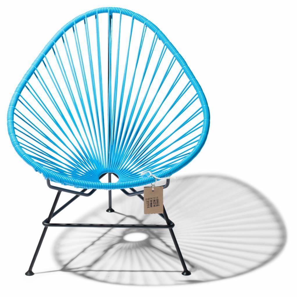 fauteuil acapulco enfant b b bleu le fauteuil acapulco. Black Bedroom Furniture Sets. Home Design Ideas