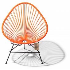 Orange baby Acapulco chair