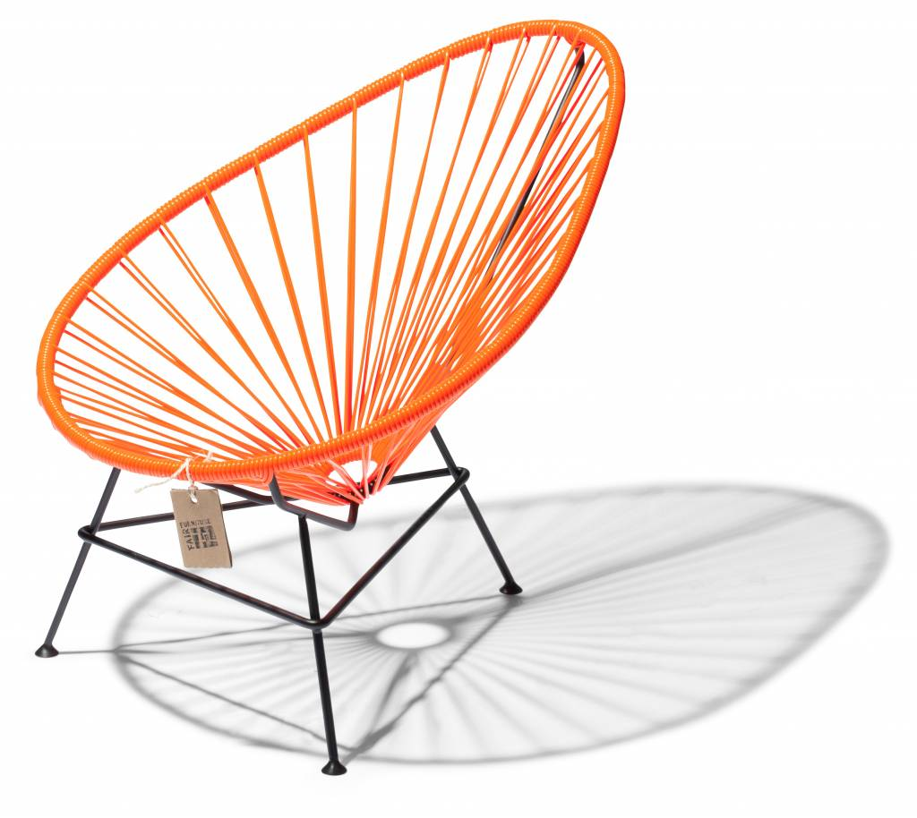 acapulco chair baby orange the original acapulco chair. Black Bedroom Furniture Sets. Home Design Ideas