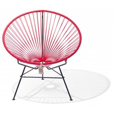 Fauteuil Condesa rouge