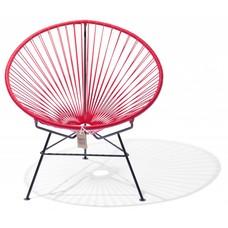 Le fauteuil Condesa rouge