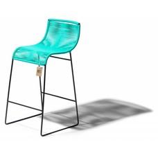 Barstool turquoise